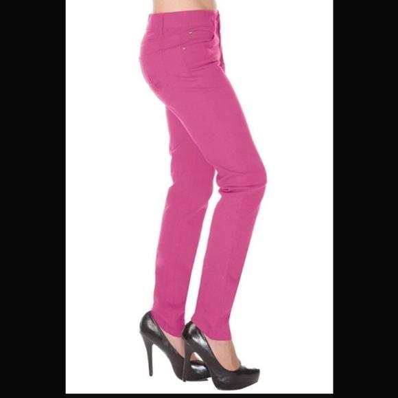 NWT- Pink Stretch Skinny Jeans Brass Knuckle
